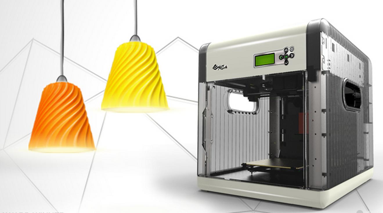 3D принтеры для дома